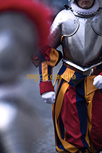 06-05-2017 Swearing Ceremony of 40 New Swiss Guards