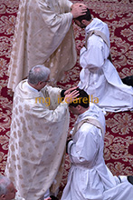 07-05-2017 Pope Francis ordains 10 new priests on Good Shepherd Sunday