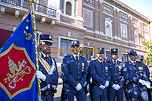 23-09-2017 Celebration for the 201st Anniversary of the Vatican Gendarmerie
