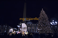 07-12-2017 Nativity Scene and Christmas Tree
