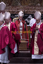 21-12-2017 Funeral for US Cardinal Bernard Law