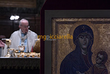 28-01-2018 Pope Francis leads Mass for Translation of the Icon Salus Populi Romani