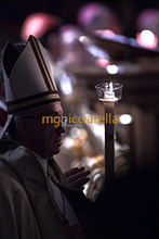 02-02-2018 Pope Francis celebrates Holy Mass on the Feast of the Presentation of the Lord