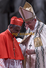 28-06-2018 Consistory Ceremony to create 14 new Cardinals