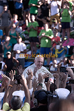 11-08-2018 Pope Francis meets Young Italians and holds a Prayer Vigil