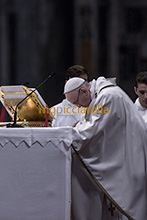 18-11-2018 Pope Francis celebrates Mass for the World Day of the Poor