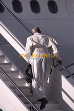 23-01-2019 Pope Francis leaves for World Youth Day in Panama