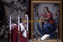 29-06-2020 Pope Francis presides at the Mass for the Solemnity of Saints Peter and Paul